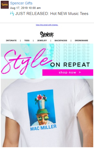 Spencers Email Marketing1
