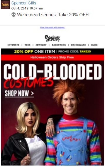 Spencers Email Marketing3